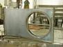 Schlosser produktion vom Stahl