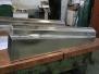 Schlosser produktion von rostfreiem Stahl